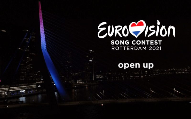 Mutig: der Song Contest kollidiert mit König Fussball