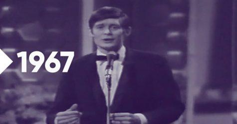 Belgischer Vorentscheid 1967: Wer Sorgen hat, hat auchLikör