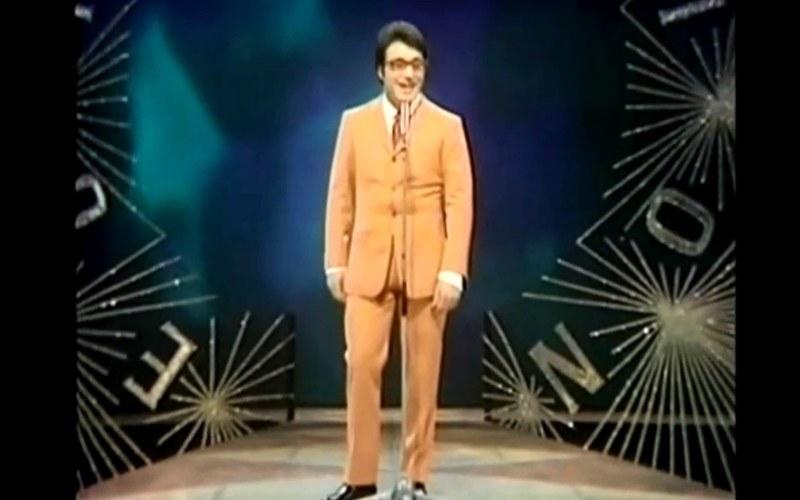 Concours Eurovision 1968: Als Jodlerin umstritten
