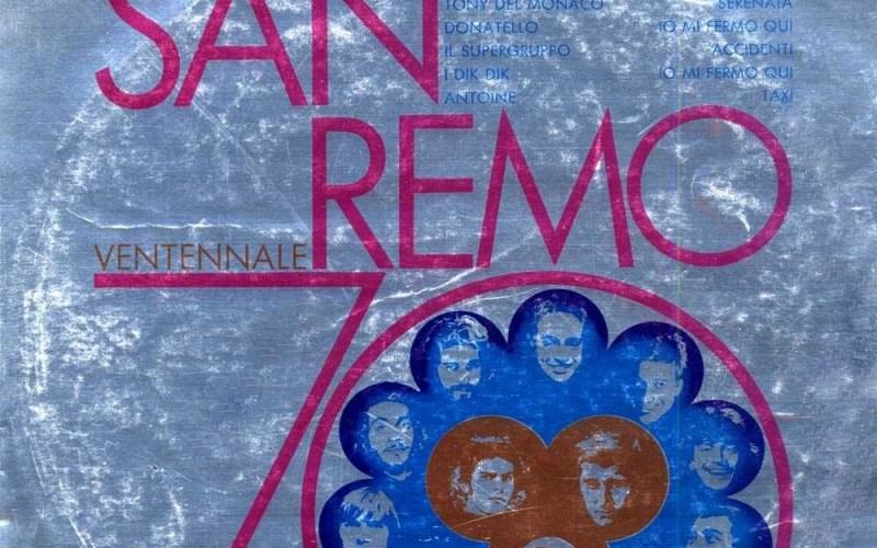 San-Remo-Festival 1970: Liebe ist Arbeit, Arbeit, Arbeit