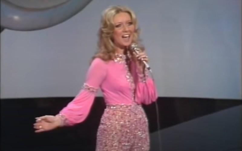 A Song for Europe 1971: Das machen nur die Beine von Dolores