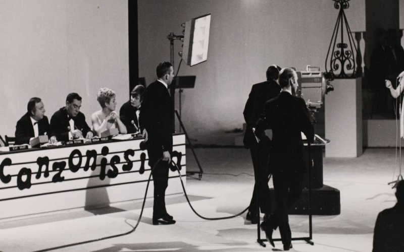Belgischer Vorentscheid 1971: Ein Luftschloss zum Teilen