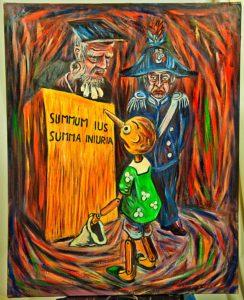 protrettico Il problema della giustizia nel procedimento esecutivo