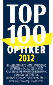 Top100 Optiker 2012
