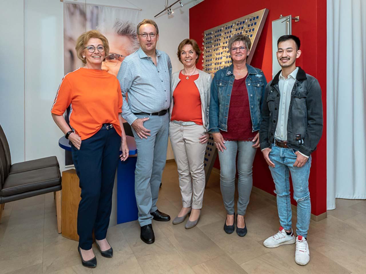 Team - Augenoptik Hillebrand - Hopstener Strasse 8 - 49509 Recke