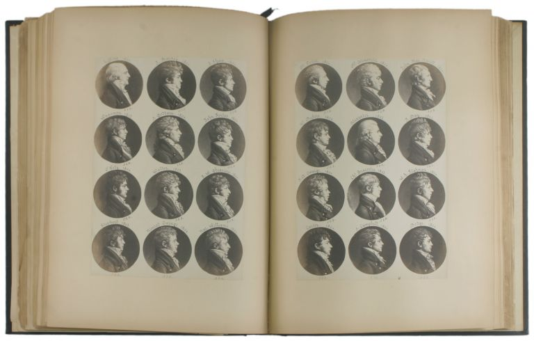 The Saint Memin Collection Of Portraits Consisting Of
