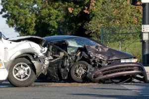two car accident