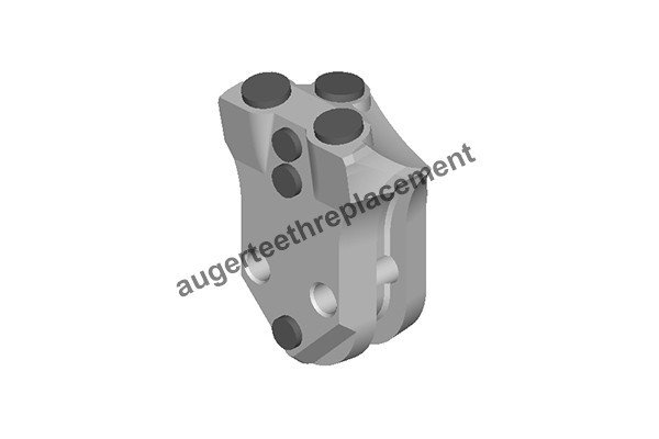 WS46 casing teeth for Casing shoes and casing bits