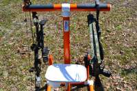 Folding Bow and Crossbow Stand | AugHog Products - AHP ...