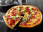Italian pepperoni Pizza