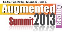 Augmented Reality Summit 2013 India