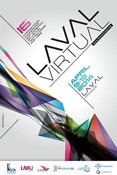 affiche laval virtual 2014