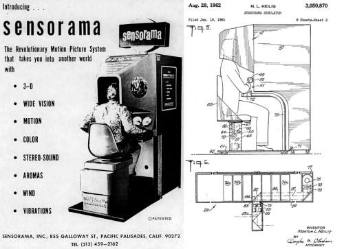 Sensorama 1962