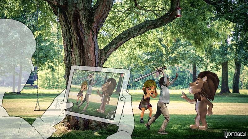 A la découverte de Ludimension et de ses applications créatives pour enfant (mais pas que!)