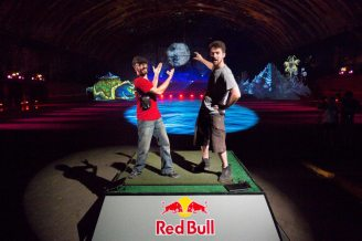 red bull murals hero's journey lumenal code portrait 2