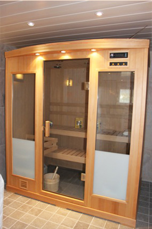 Sauna Gite Calais Hebergement