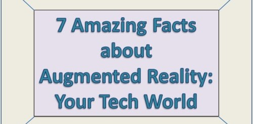 7-amazing facts-Augmented Reality