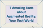 7 Amazing Facts about Augmented Reality: Your Tech World | Augrealitypedia