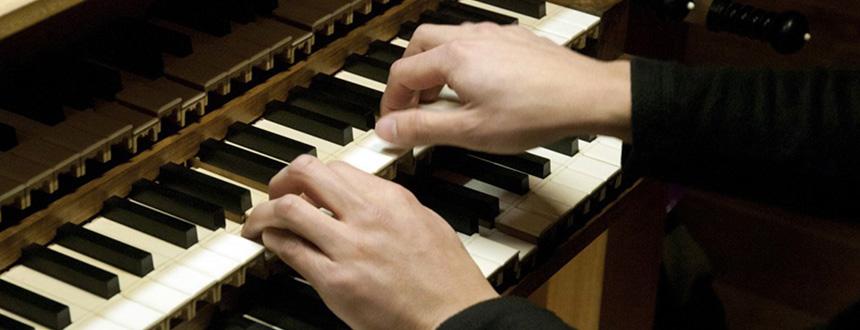 CNMSD de Lyon : concert d'orgue