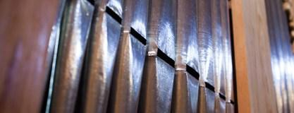 Master class et concerts, l'orgue vivant