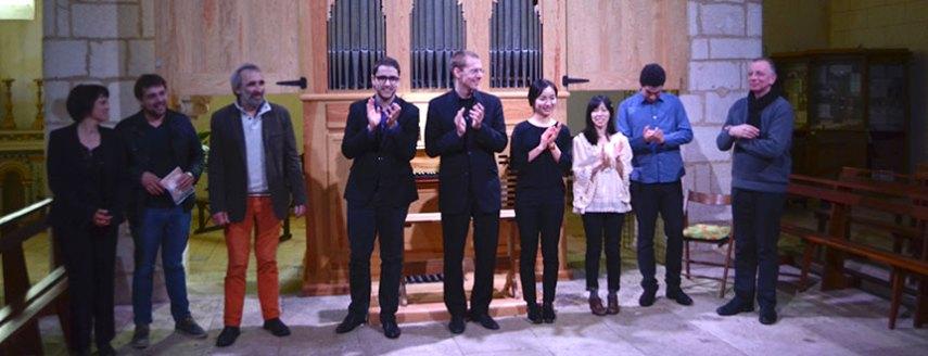orgue de pranzac master class