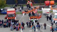 Neuburg: Wer will Feuerwehrmann werden?