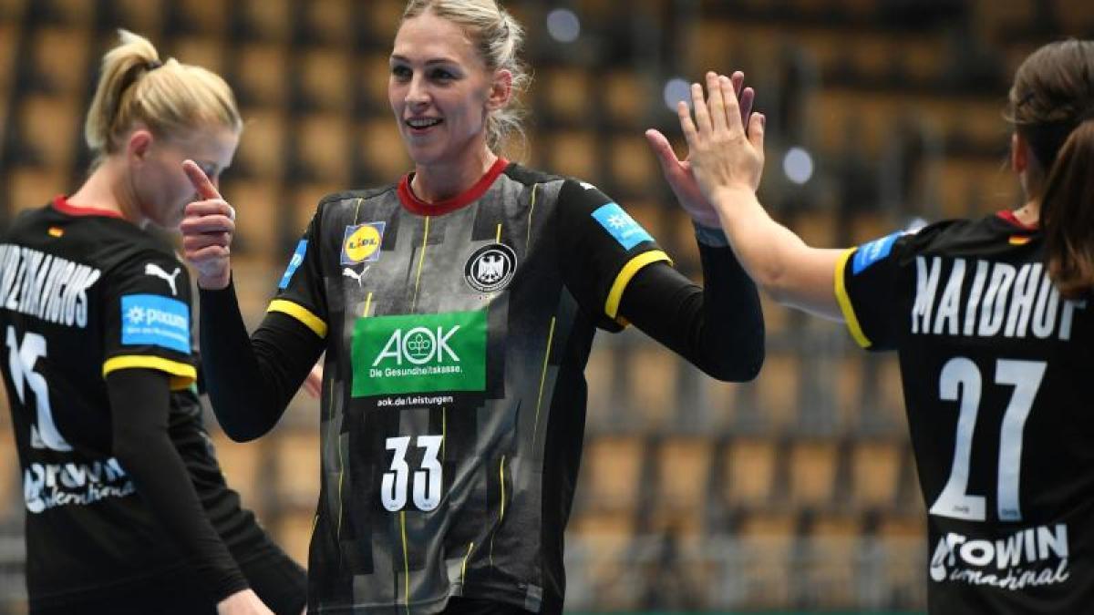 handball frauen mit prestigesieg gegen