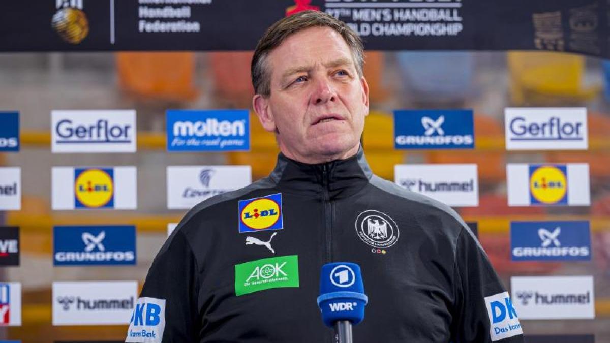 handball bundestrainer gislason will