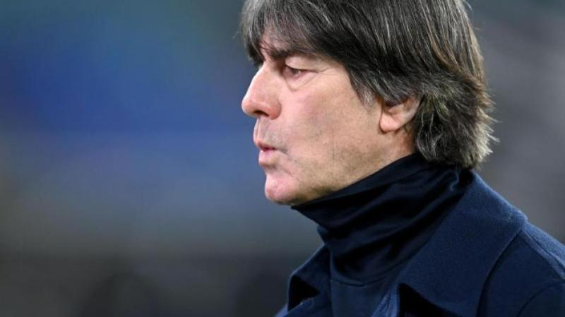 Joachim Löw is under massive pressure after the 6-0 defeat against Spain.