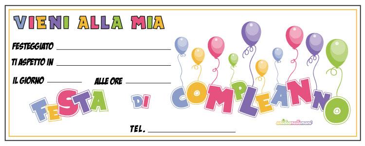 Inviti Per Compleanno Auguri Di Buon Compleanno