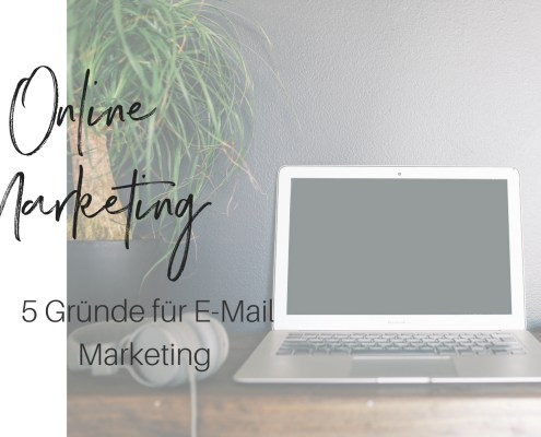 Gründe E-mail marketing August digital