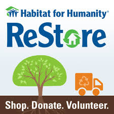 Check out the ReStore Thrift Store