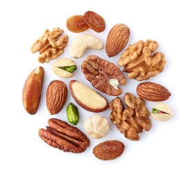 Food to increase blood flow to the penis nuts