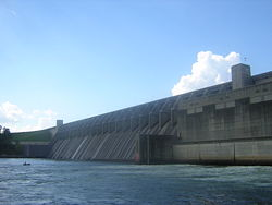 Clark Hill Dam