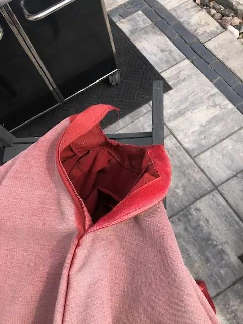 replaceable patio umbrella fabric