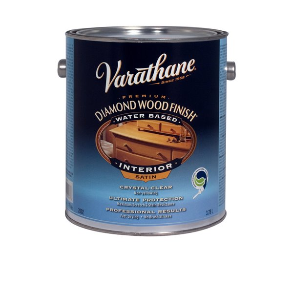 Varathane Premium Diamond Wood Finish - Interior Satin 2002