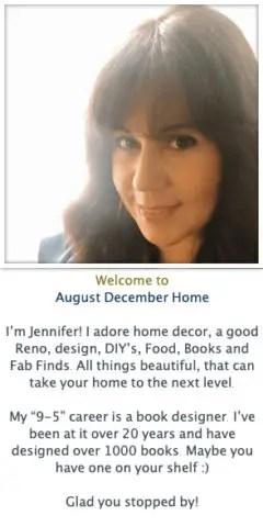 August December Home - Jennifer Stimson Photo