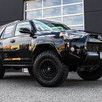 Lifted Toyota 4runner Trd Modified At August Garage In Kelowna Bc
