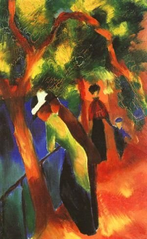 August Macke  The Complete Works  augustmackeorg