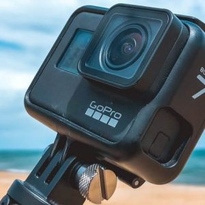 Action Camera for Extreme Sports