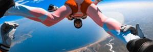 Skydiving is fun