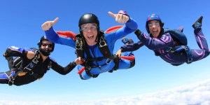 why skydiving is fun to learn