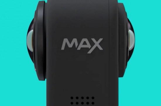 New GoPro Max image