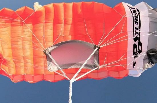 skydiving Malfunction