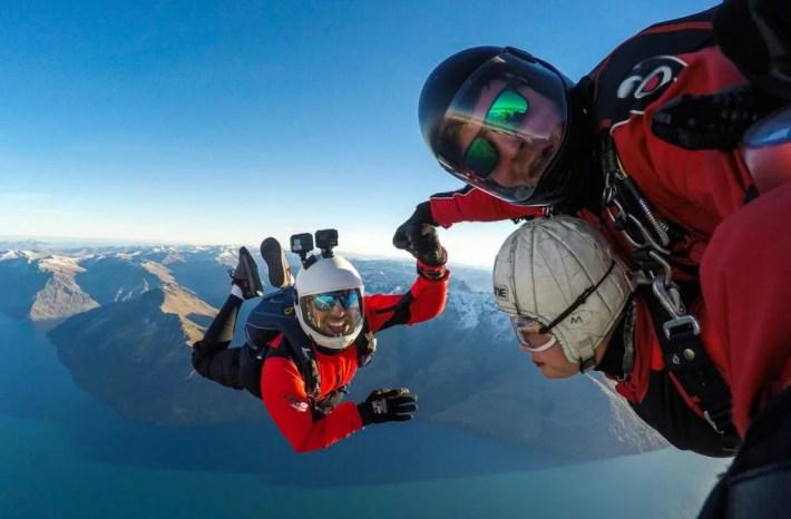 Skydive job