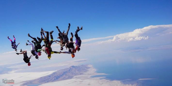 Skydive Utah Salt Lake