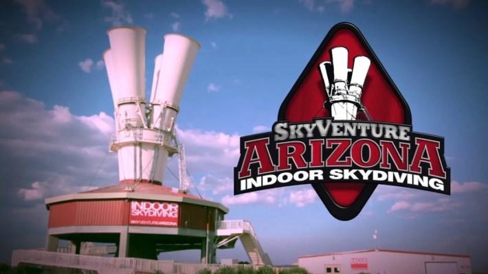 Skyventure Arizona wind tunnel