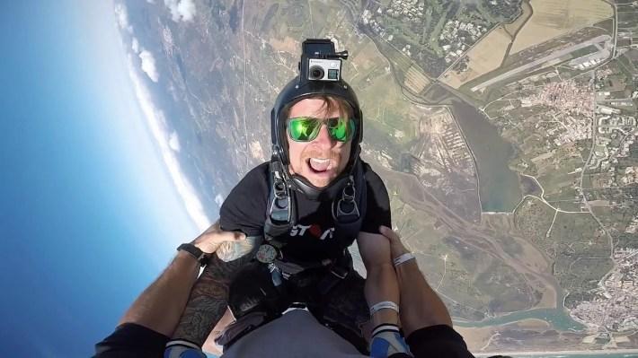 Talk like a skydiver