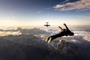 Real Skydiving
