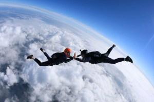 end of skydiving season